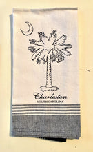 Load image into Gallery viewer, Tea Towel Charleston, SC