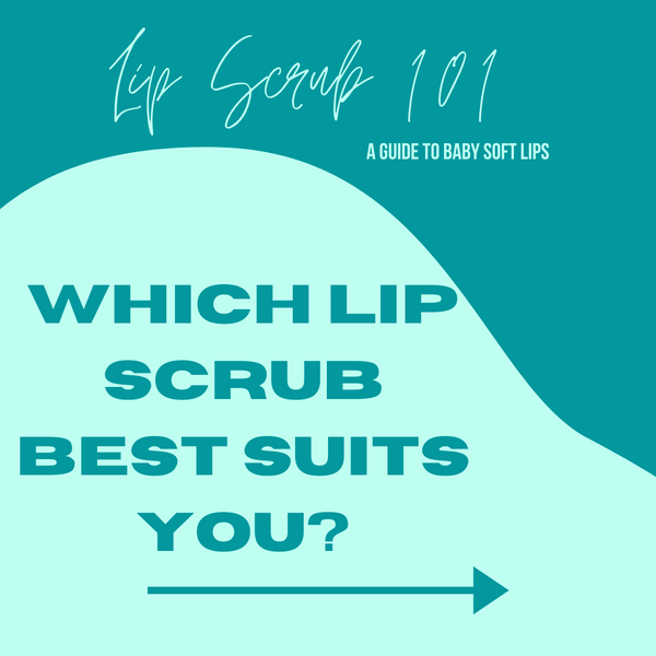 Which Exfoliating Lip Scrub do you need, Slay Babe?