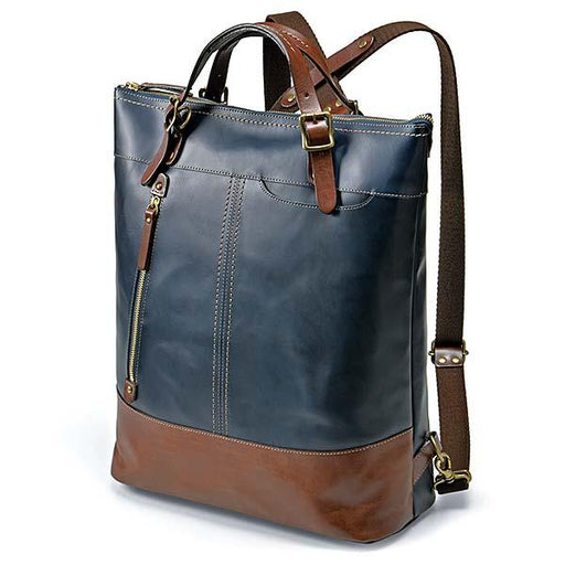 BAGGEX KIZASHI Backpack-Navy Blue