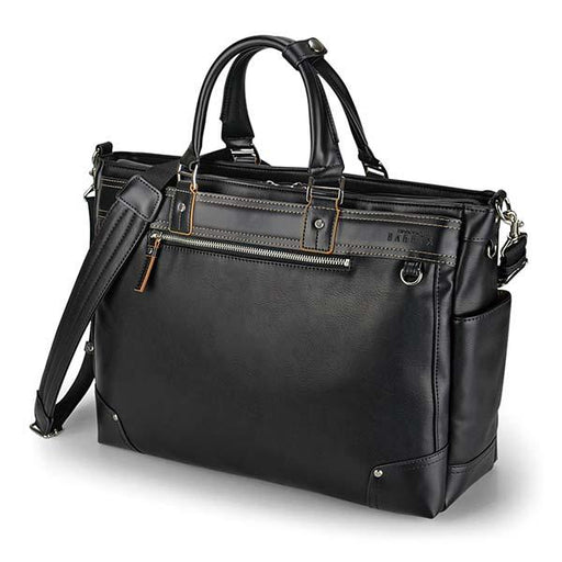 GALLANT Tote Briefcase-Black