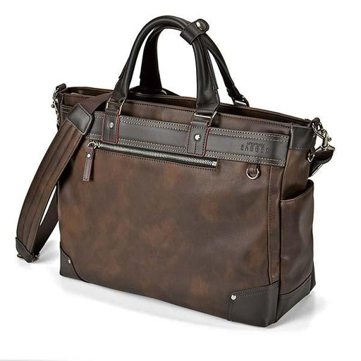 GALLANT Tote Briefcase-Dark Brown