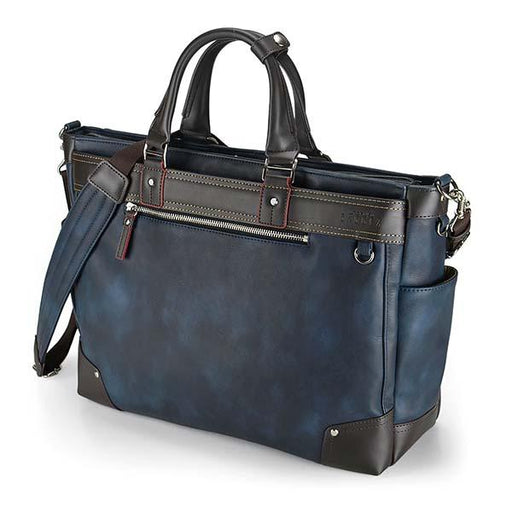 GALLANT  Tote Briefcase-Navy Blue
