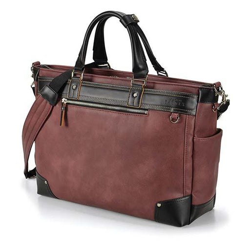 GALLANT  Tote Briefcase-Burgundy
