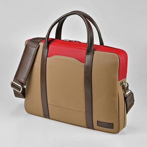 UNOFUKU Briefcase-Red