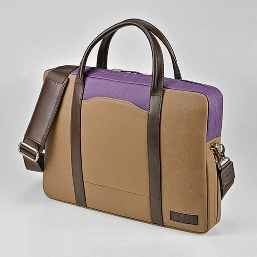 UNOFUKU Briefcase-Purple