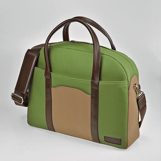 UNOFUKU Boston Bag-Green