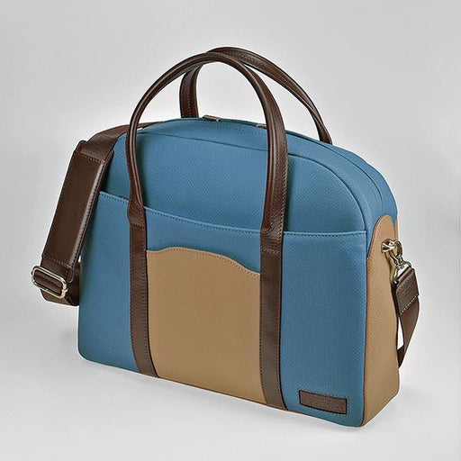 UNOFUKU Boston Bag-Blue