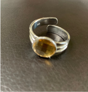 Golden Shadow Ring