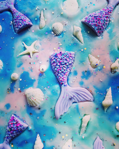 Mermaid's Lagoon Wax Brittle