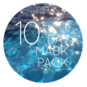 10-Day Face Mask Pack