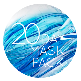 20-Day Face Mask Pack