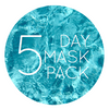 5-Day Face Mask Pack