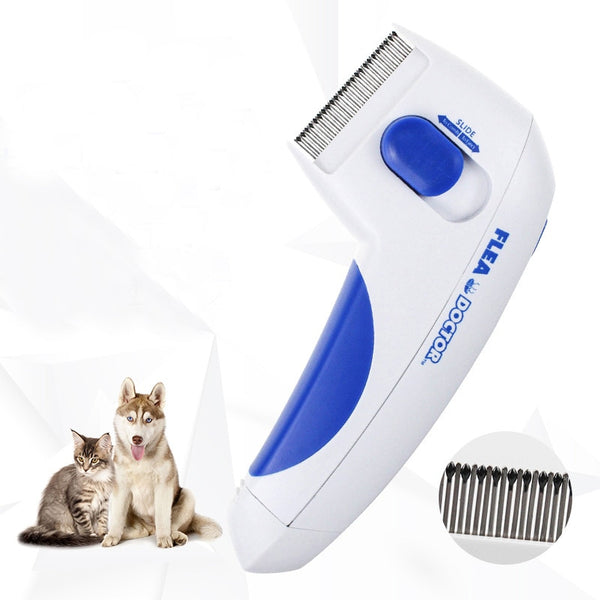 Electronic Pest Control Cleaning Comb