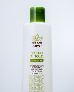 Shampoo TEA TREE TINGLE, Tarder Joe's 473ml