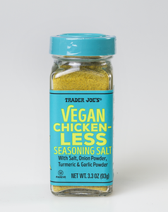 Sazonador Vegano Chicken-Less Trader Joe's 93g