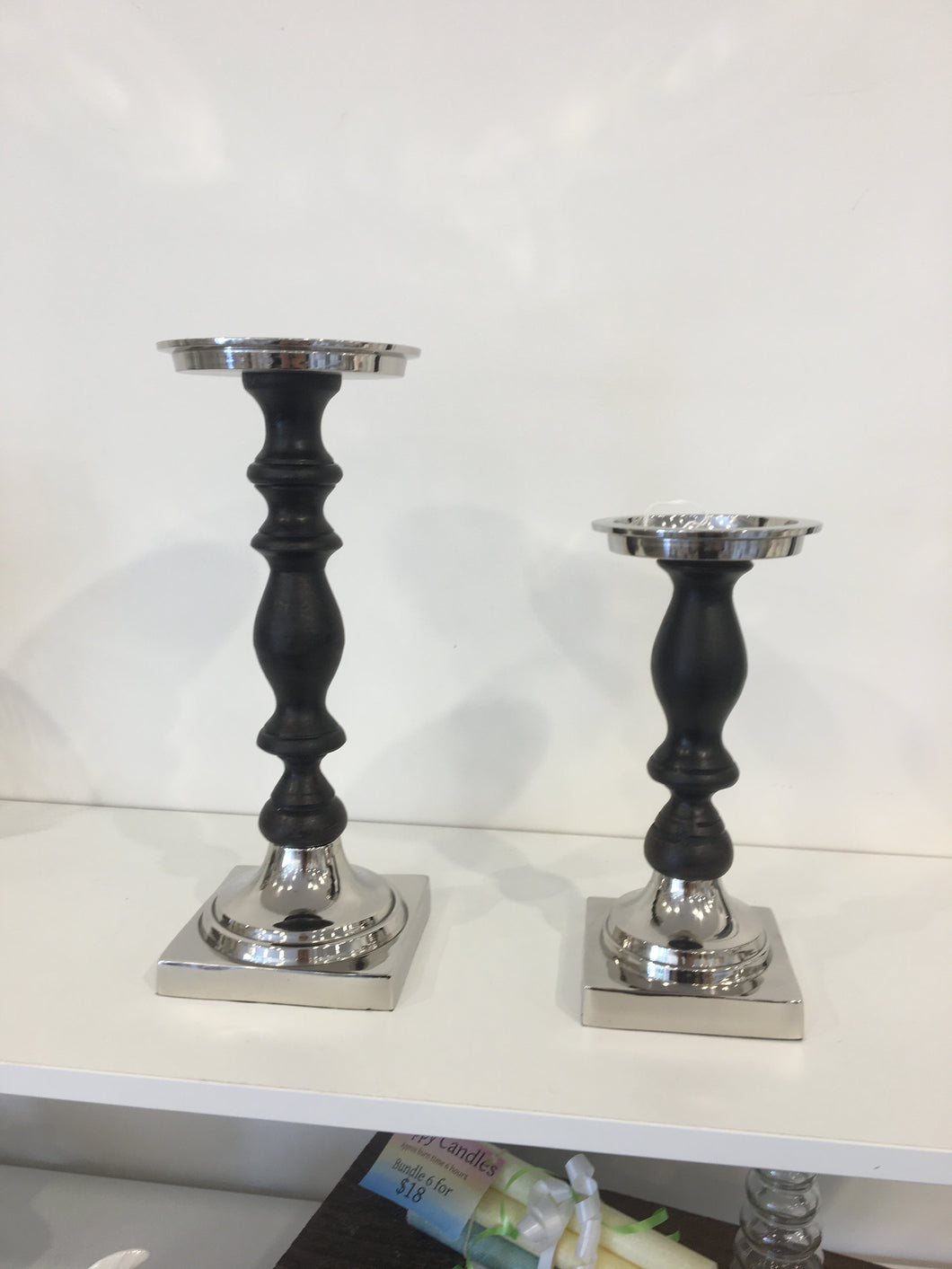 Lucille Candle Stand 23cm