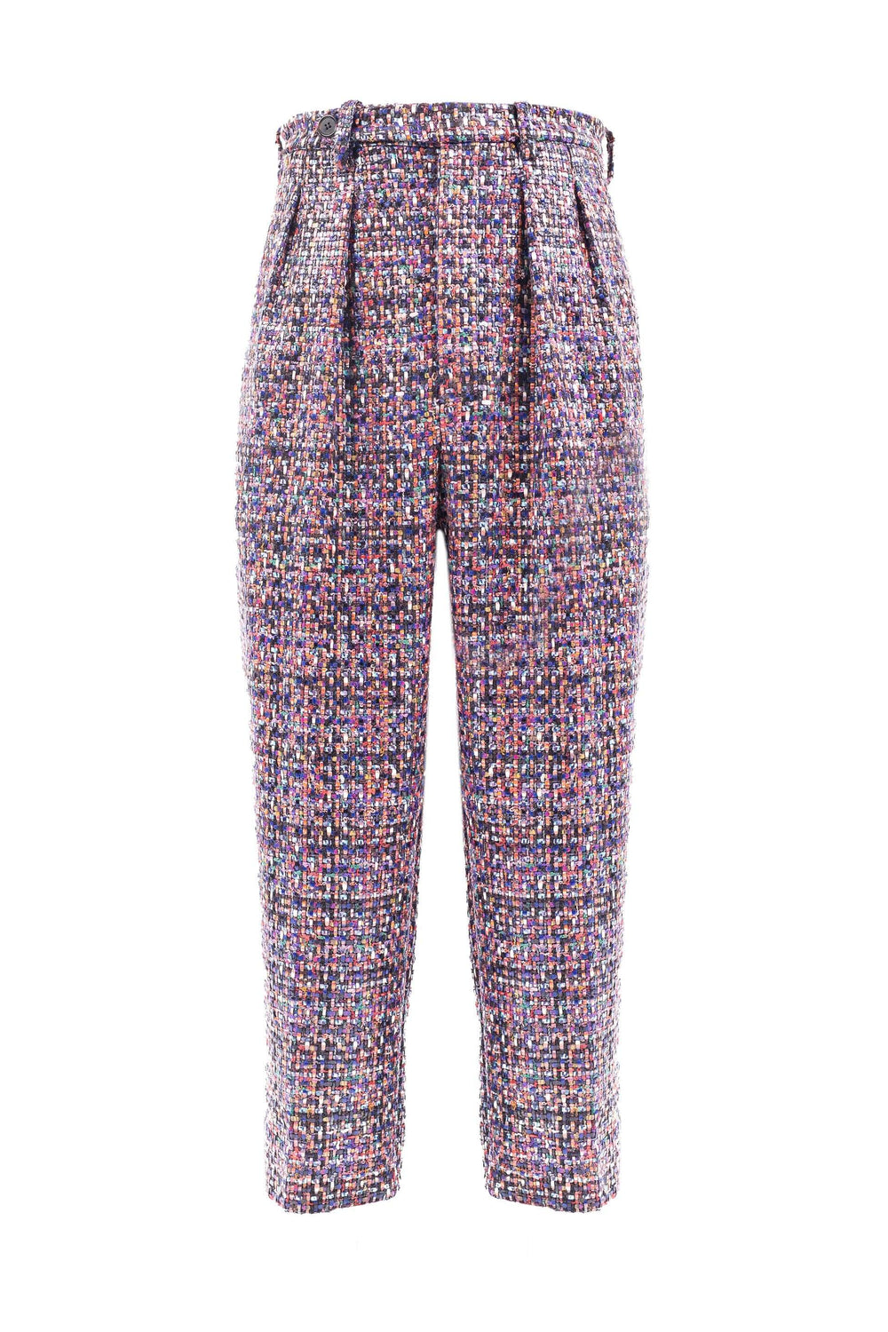 Boucle trousers