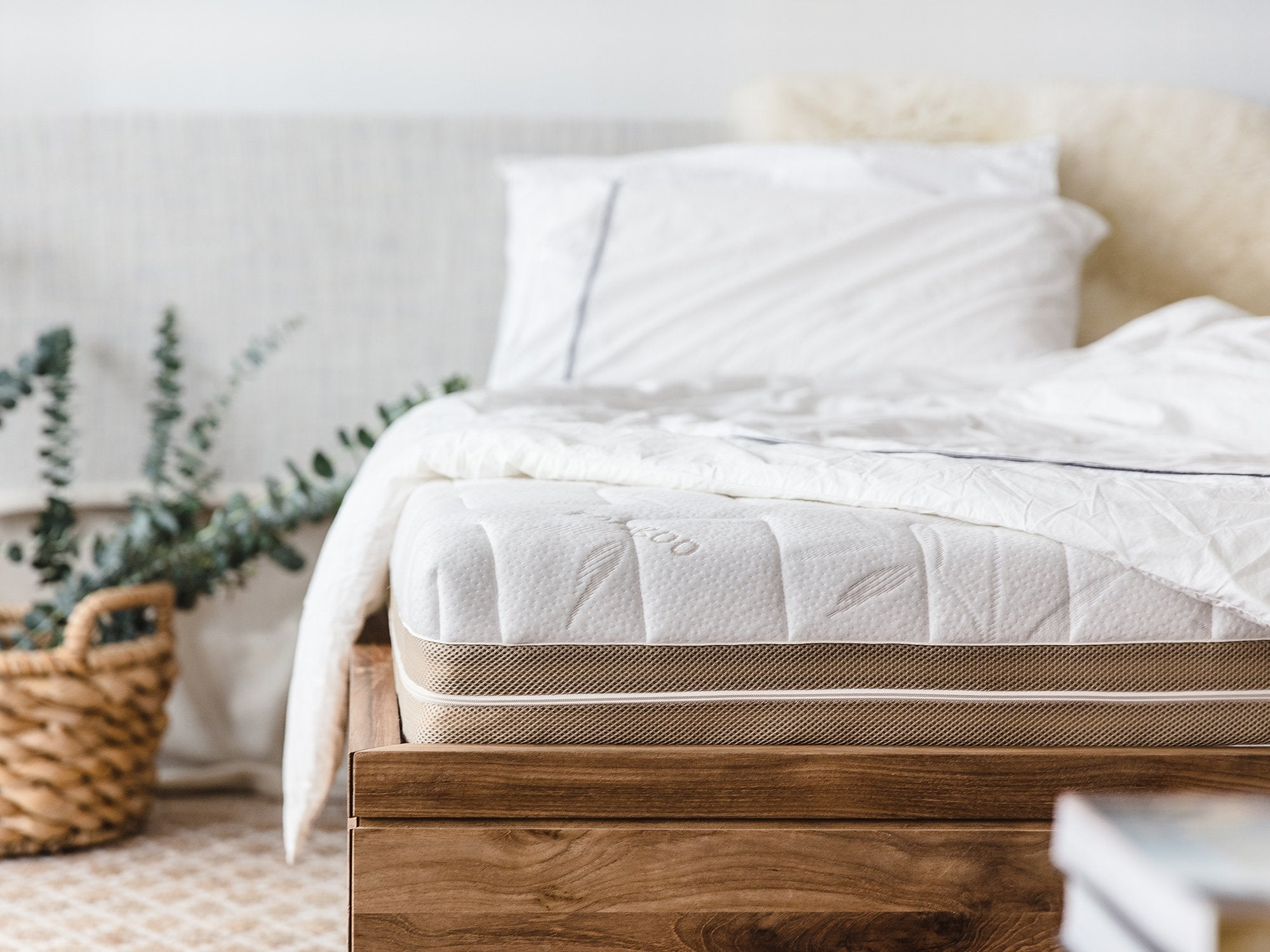 Heveya natural organic latex mattress I lifestyle