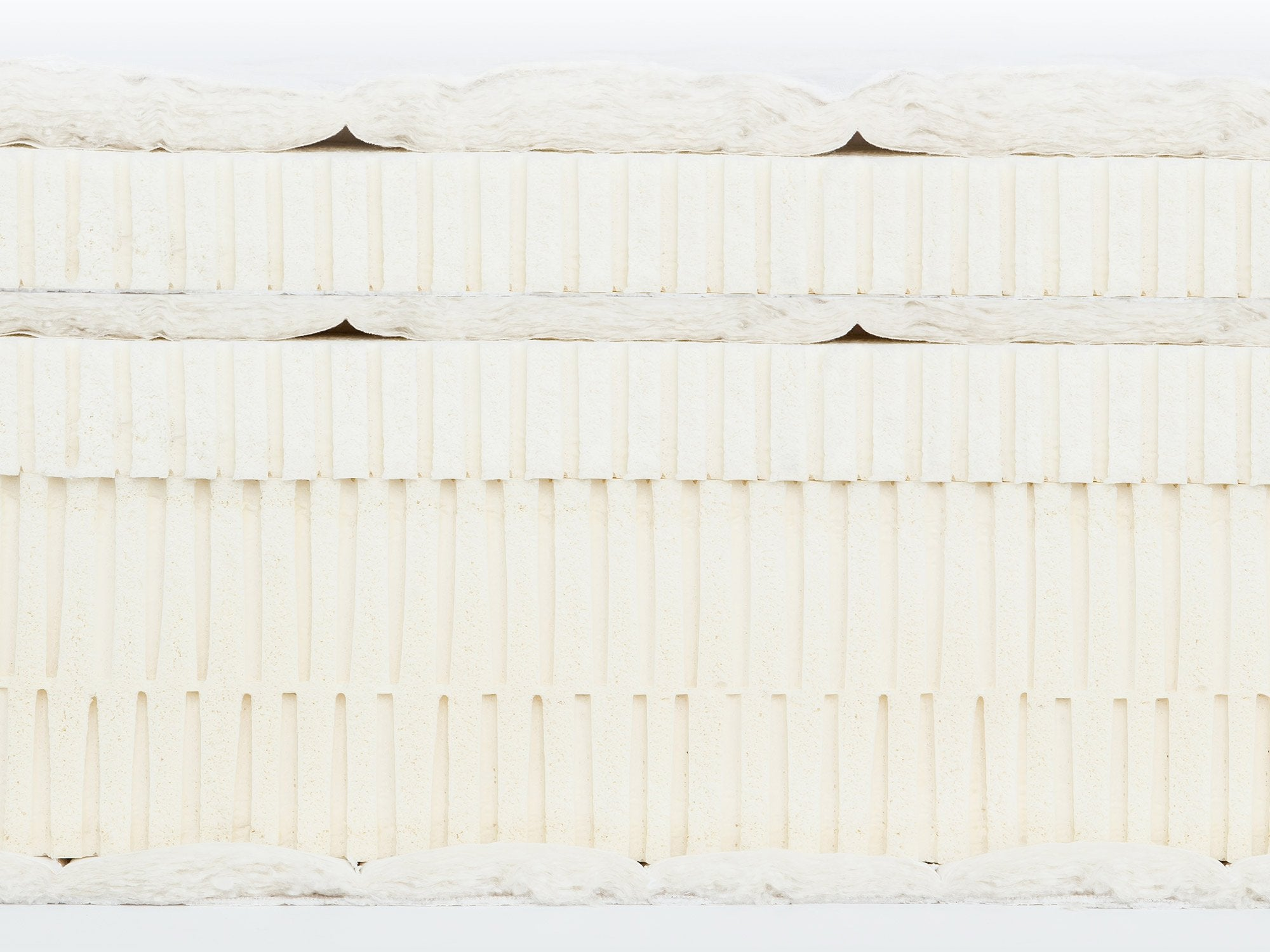 Heveya natural organic latex mattress III inside