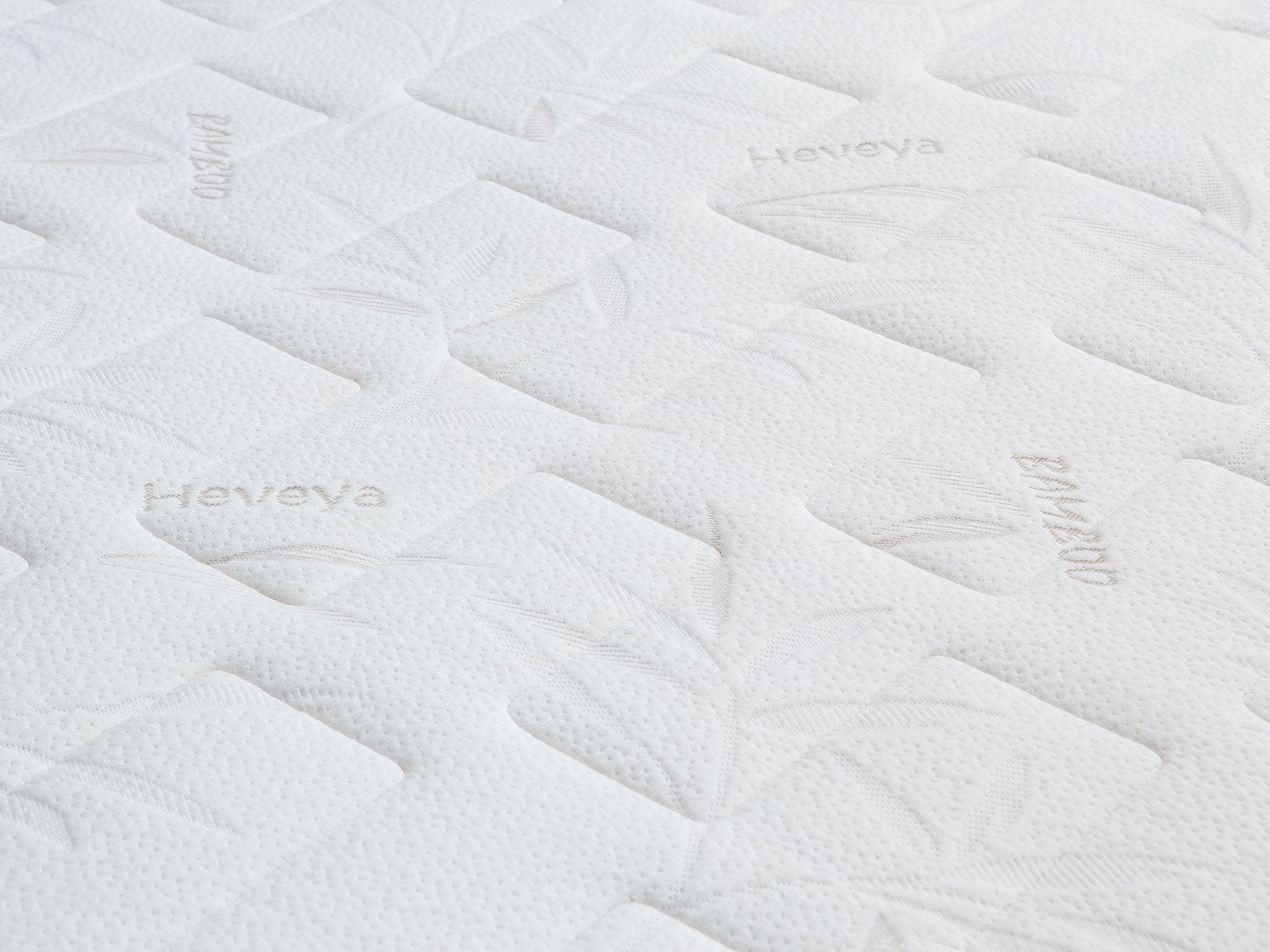 Heveya natural organic latex mattress I bamboo cover
