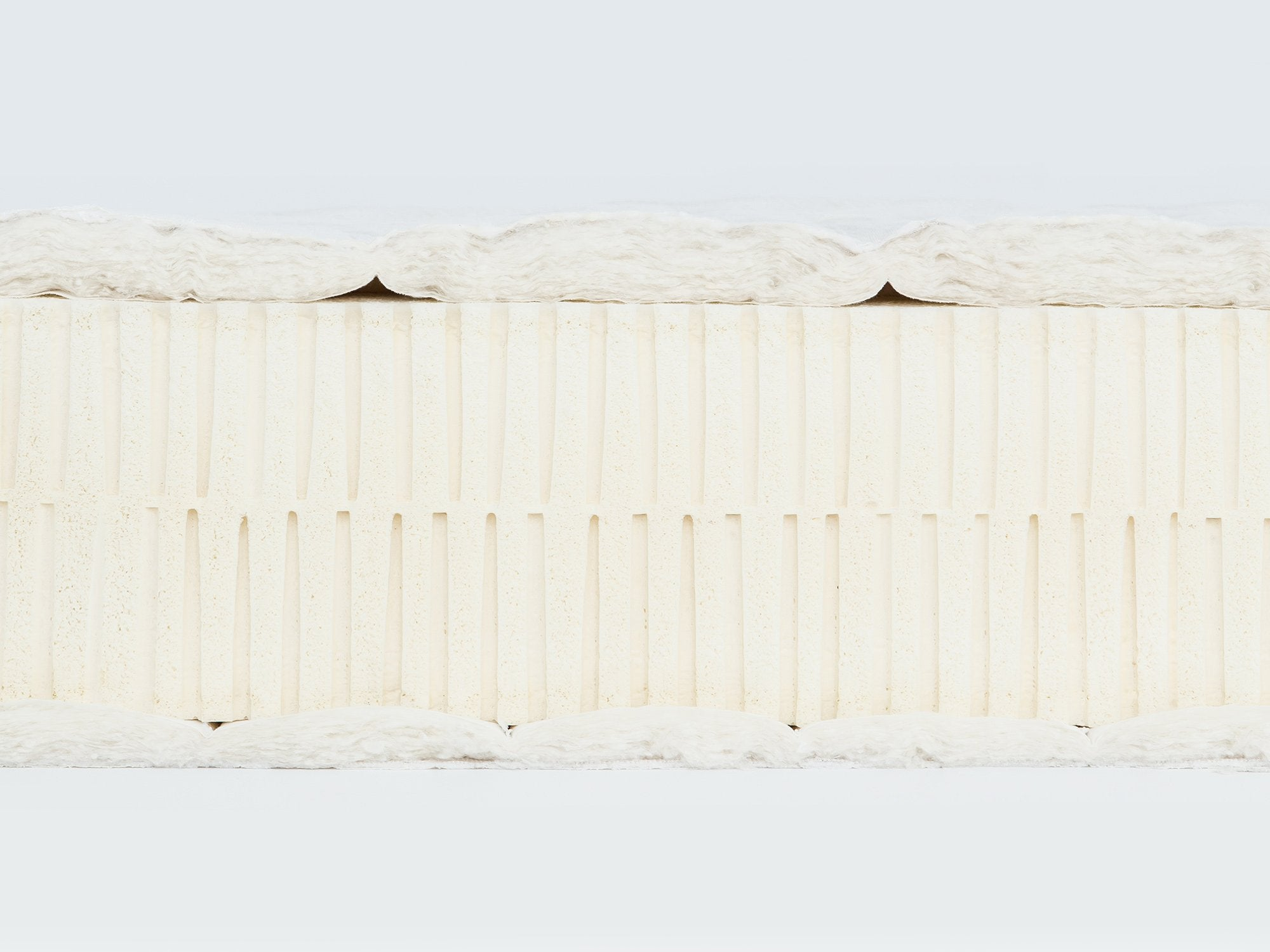 Heveya natural organic latex mattress I inside