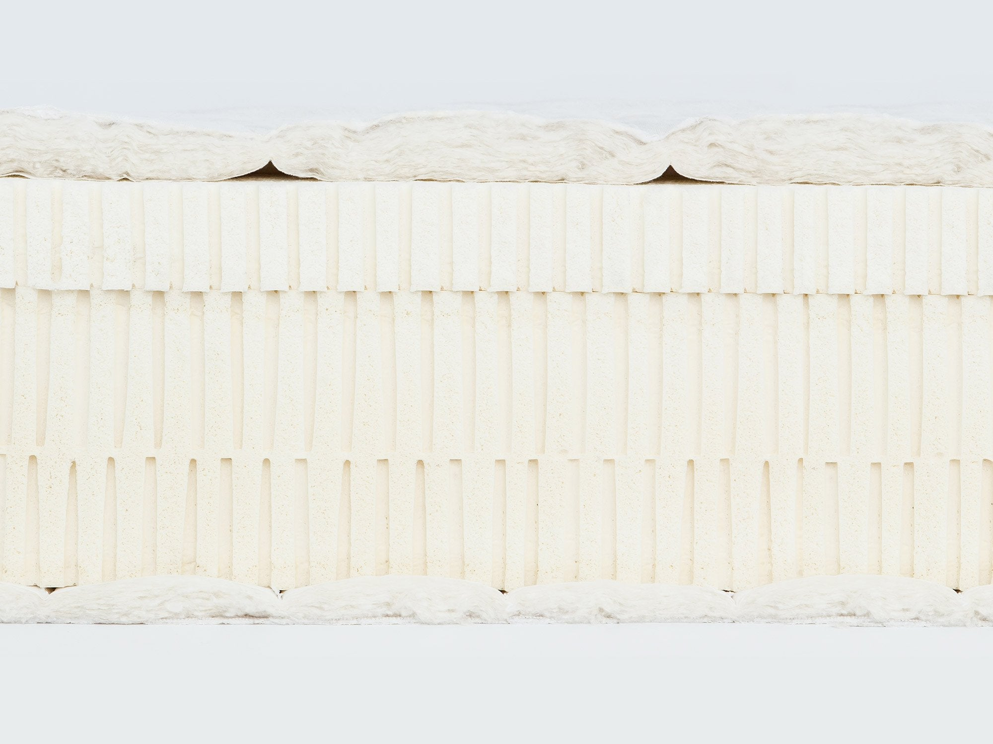 Heveya natural organic latex mattress II inside