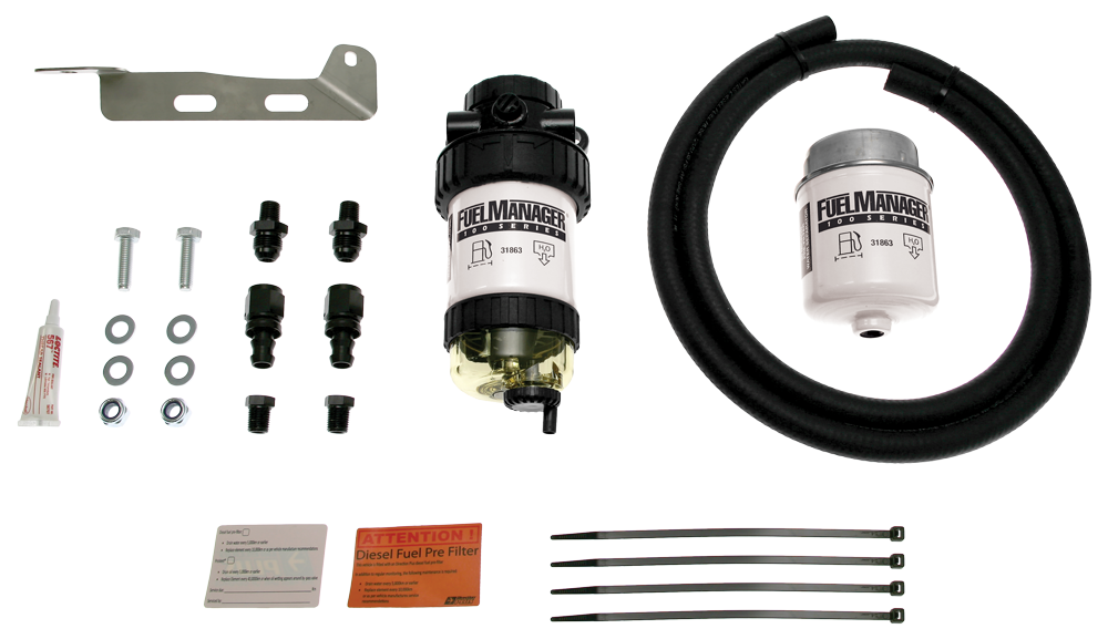 Fuel Manager - Pre filter kits