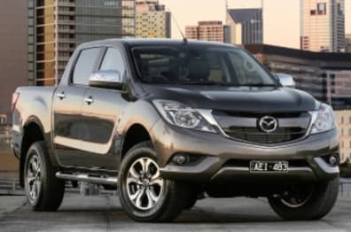 "3"" King Brown Exhaust System - Mazda BT50 3.2L 2011 - Current"