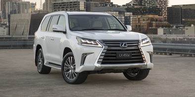 Tune (ecu remap) Lexus - LX