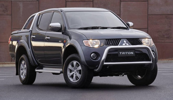 Mitsubishi Triton ML/MN 2.5L TD Dual Cab 2008 to 2015 - Single 3""