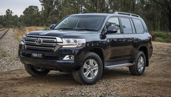 Tune/Exhaust Package Toyota Landcruiser 200 Series V8 4.5L Diesel Twin Turbo Oct 2015 to current