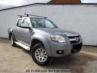 Tune (ecu remap) - Mazda BT50 3.0L 2006-2011