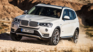 Tune (ecu remap) BMW X3
