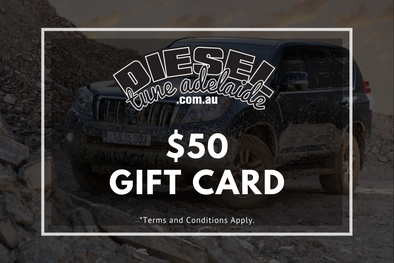 Diesel Tune Gift Cards from $50