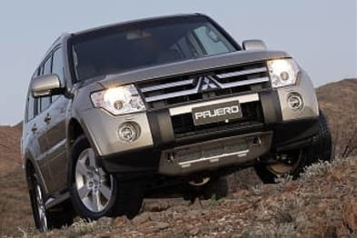 "3"" King Brown Exhaust System - Pajero NS Auto Only with Particulate Filter 2007 - 2008"