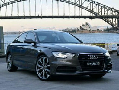 Tune (ecu remap) Audi A6