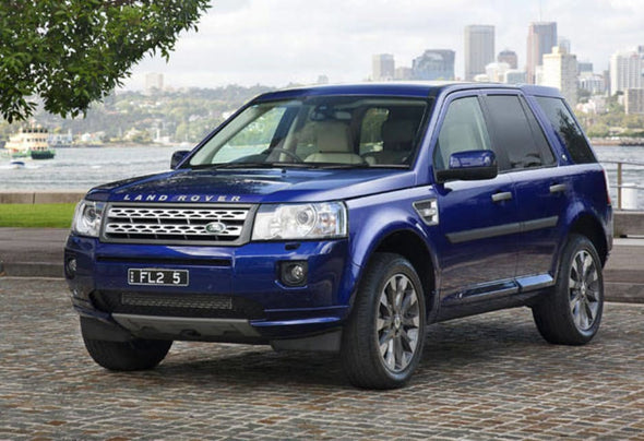 Tune (ecu remap) Land Rover Freelander
