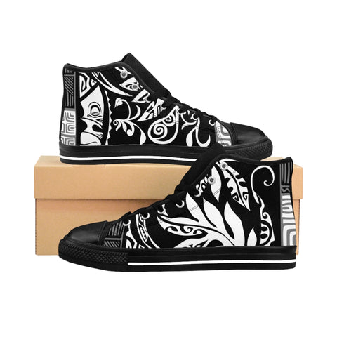 Men's High-top Sneakers - Tatou