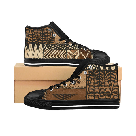 Women's High-top Sneakers - Tonga