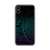 iPhone Case - Midnight Teal & Purple