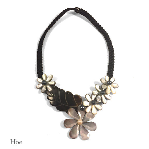 Black Pearl Mahina Necklace