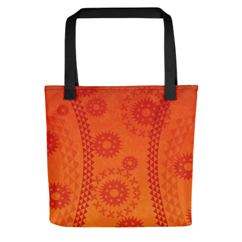 Tote Bag - Kapa - Lava Flow