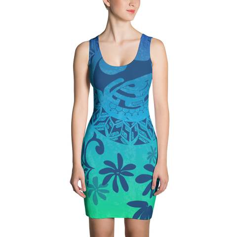 Dress - Tatou VI - Teahupo'o Reef