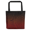 Tote Bag - Tatou V - Tehani's Fire