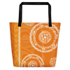 Beach Bag - Tatou - Fall Orange