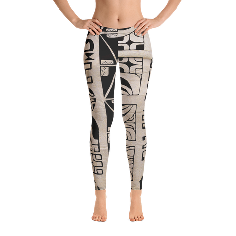 Leggings - Tahiti Ahu