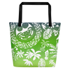 Beach Bag - Tatou Enata - Huahine Rainforest