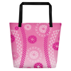 Beach Bag - Kapa - Maui Pink