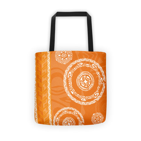 Tote Bag - Tatou - Fall Orange