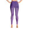 Yoga Leggings - Kapa - Passion Fruit Flower